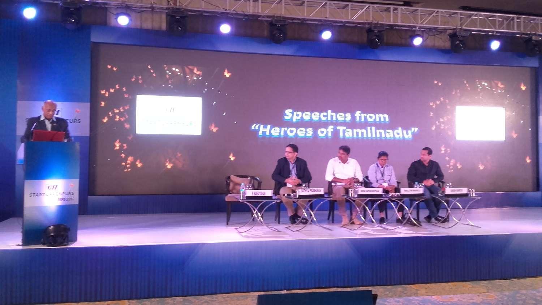 CII Startupreneurs 2016